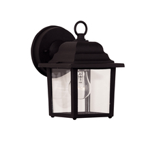 Savoy House 07067-BLK - Exterior Collections Wall Mount Lantern