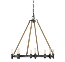 Savoy House 1-9271-8-115 - Piccardy 8 Light Chandelier