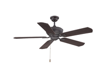 "Savoy House 52-100-5RV-213 - Braddock 52"" 5 Blade Ceiling Fan"