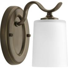 Progress P2018-20 - 1-Lt. Antique Bronze Bath Light