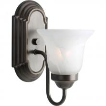 Progress P3051-20 - 1-Lt. Antique Bronze Bath Light