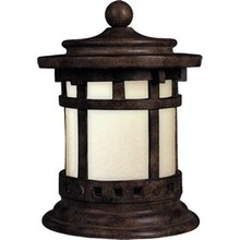 Maxim 85032MOSE - Santa Barbara EE 1-Light Outdoor Deck Lantern