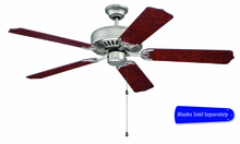"Craftmade C52BN - Pro Builder 52"" Ceiling Fan in Brushed Satin Nickel (Blades Sold Separately)"