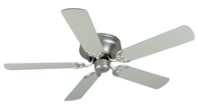 "Craftmade K11000 - Pro Contemporary Flushmount 52"" Ceiling Fan Kit in Brushed Satin Nickel"