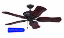 "Craftmade MGN52OBG - Monaghan 52"" Ceiling Fan in Oiled Bronze Gilded (Blades Sold Separately)"