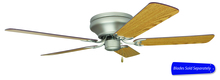 "Craftmade PFC52BN - Pro Contemporary Flushmount 52"" Ceiling Fan in Brushed Satin Nickel (Blades Sold Separately)"