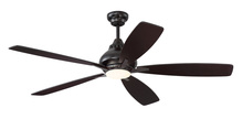 "Craftmade SWY52OB5 - Swyft 52"" Ceiling Fan (Blades Included) in Oiled Bronze"