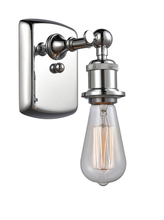 Innovations Lighting 516-1W-PC - Bare Bulb Adjustable Swivel Wall Sconce