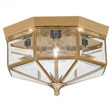 Sea Gull 7662-02 - Four Light Ceiling Flush Mount