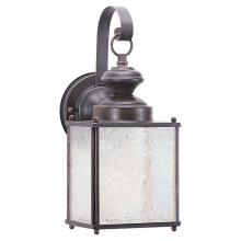 Sea Gull 8981BLE-08 - One Light Jamestowne ENERGY STAR Outdoor Wall Lantern