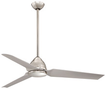 "Minka-Aire F753-PN - Java 54"" - Polished Nickel"