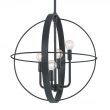 Capital 312541BI - 4 Light Pendant