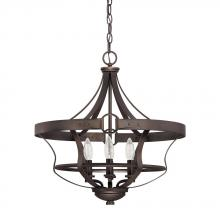 Capital 4208TB - 4 Light Foyer