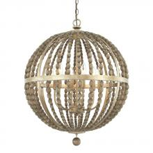 Capital 4796TZ - 6 Light Pendant