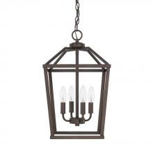 Capital 522741BZ - 4 Light Foyer
