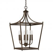 Capital 9552BB - 6 Light Foyer