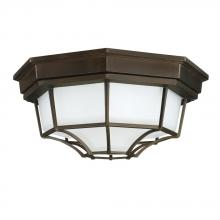 Capital 9800OB - 2 Light Outdoor Ceiling Fixture