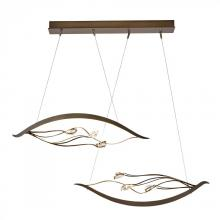 Synchronicity 139798-LED-STND-03-CR - Courb� Duet LED Pendant
