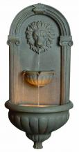 Kenroy Home 50026COQN - Regal Wall Fountain