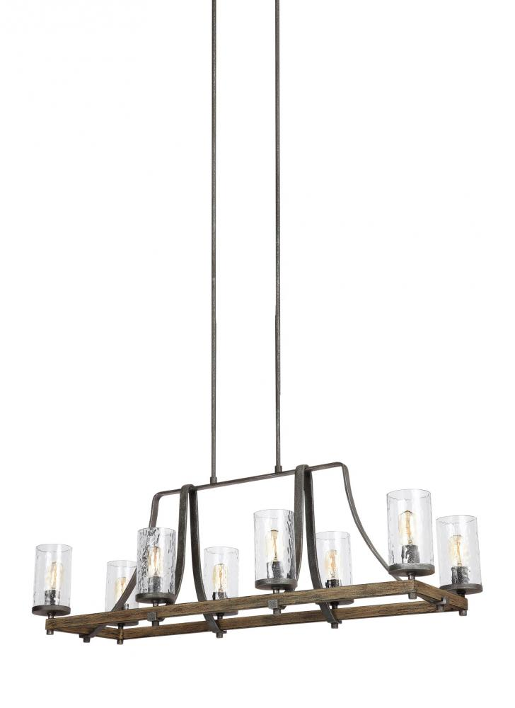 8 - Light Island Chandelier