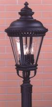 Feiss OL1908BK - 4- Light Post