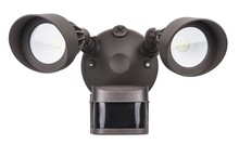 Elegant MSL1002 - LED SECURITY LIGHTS, 5000K, 270�, CRI80, UL, 24W, 150W EQUIVALENT, 30000HRS, LM1800, NON-DIMMABLE, 2