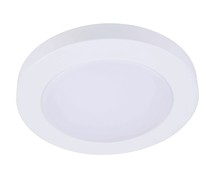 "Elegant RN61527KDK - 6""CRI90 15W LM1000 2700K LED Disk Light"