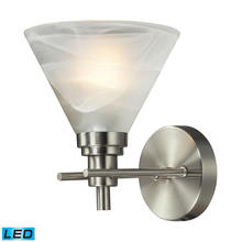 ELK Lighting 11400/1-LED - Pemberton 1 Light LED Vanity In Brushed Nickel A