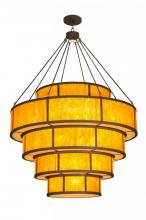 "Meyda Tiffany 145723 - 74""W Jayne 5 Tier LED Pendant"