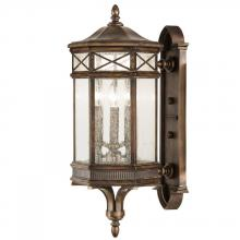 Fine Art Lamps 837481 - Outdoor Wall Mount